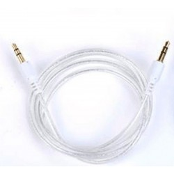 CABLE 1X1 TRANSPARENTE 3 METROS