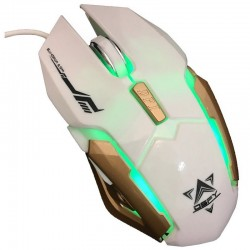 Mouse Gamer Modelo Hlh02 Dragon