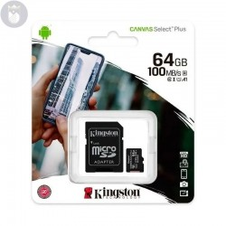 MEMORIA MICRO SD 64 GIGAS KINGSTON