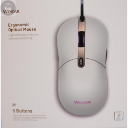 MOUSE GAMER X5 WESDAR