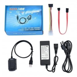 CABLE USB 2.0 TO SATA IDEA