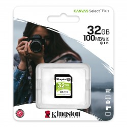 MEMORIA MICRO SD 32 GIGAS KINGSTON