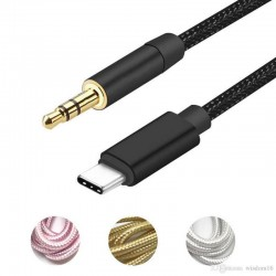 CABLE AUDIO A TIPO C