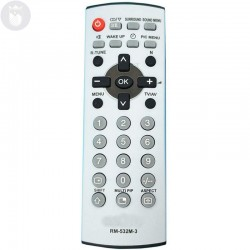 CONTROL TV PANASONIC RM-532M TV