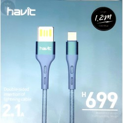 CABLE IPHONE HAVIT H699