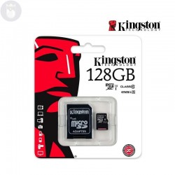 MICRO SD KINGSTON 128 GIGAS