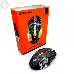MOUSE W200 GAMER INALAMBRICO RECARGABLE