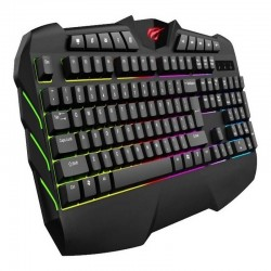 Teclado Game note Blacklit Keyboard Kb465l
