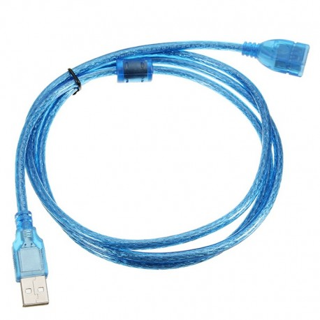 CABLE EXTENSION USB 1.5 METROS