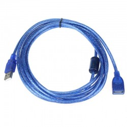 CABLE EXTENSION USB 5 METROS