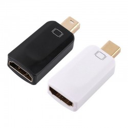 CONVERSOR MINI DISPLAYPORT A HDMI PLUG