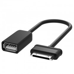 CABLE OTG IPHONE 4